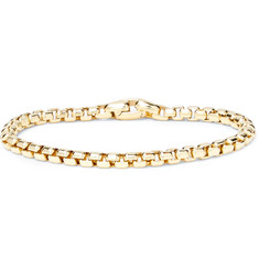 David Yurman 18-Karat Gold Bracelet