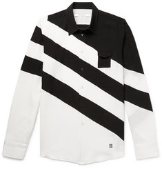 Givenchy Printed Twill Shirt