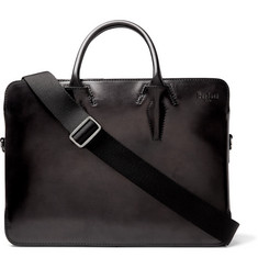 Berluti Profil Leather Briefcase