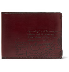 Berluti - Scritto Leather Billfold Wallet