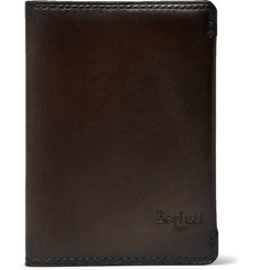 Berluti Essentiel Leather Bifold Cardholder