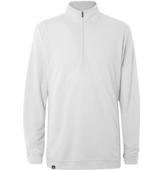 Adidas Golf Jersey Half-Zip Top