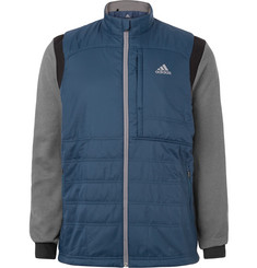 Adidas Golf Climaheat Frostguard Primaloft and Quilted Shell Jacket