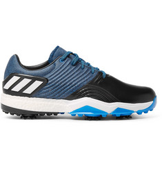 Adidas Golf - Adipower 4 Leather and Rubber Golf Shoes