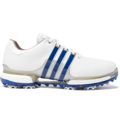 Adidas Golf Tour 360 Boost 2.0 Leather Golf Shoes
