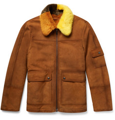 Bottega Veneta - Shearling Jacket