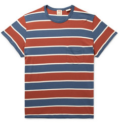 Levi's Vintage Clothing Striped Cotton-Jersey T-Shirt
