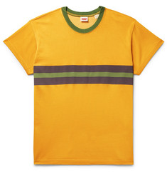 Levi's Vintage Clothing Striped Cotton-Blend T-Shirt