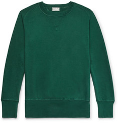 Levi's Vintage Clothing Loopback Cotton-Jersey Sweatshirt