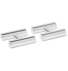 Alice Made This - Kitson Silver-Plated Cufflinks