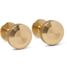 Alice Made This Oliver Brass Cufflinks