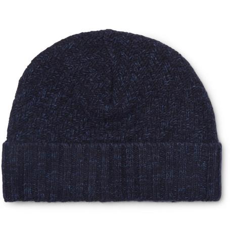 Arbury Wool Beanie by Oliver Spencer