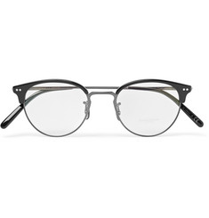 Oliver Peoples Pollack Acetate Optical Glasses