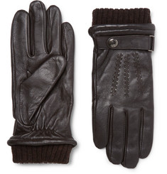 Dents - Henley Touchscreen Leather Gloves