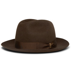 Borsalino Marengo Rabbit-Felt Hat