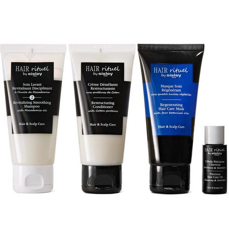 HAIR RITUEL SMOOTHING DISCOVERY KIT from MR PORTER