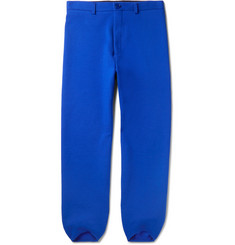 Balenciaga Pantasock Virgin Wool-Blend Trousers