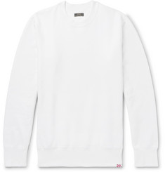 Freemans Sporting Club Fleece-Back Cotton-Jersey Sweatshirt