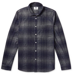 NN07 - Falko Cotton-Corduroy Shirt