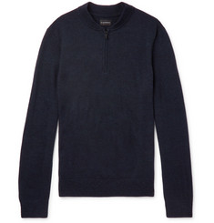 Club Monaco - Merino Wool Half-Zip Sweater