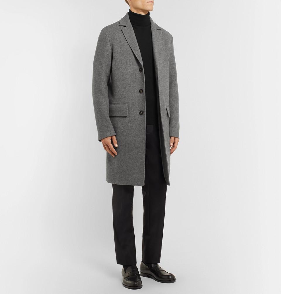 Mr P. Slim-Fit Merino Wool Rollneck Sweater