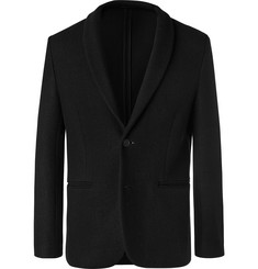 The Row Black Oscar Cashmere Blazer