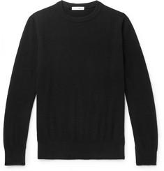 Benji Slim-fit Cashmere Sweater - Black