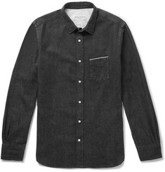Officine Generale Selvedge Denim Shirt