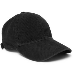 Officine Generale - Cotton-Corduroy Baseball Cap