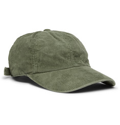 Officine Generale Cotton-Corduroy Baseball Cap