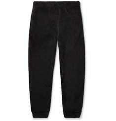 Neighborhood Wavy Bone Tapered Fleece Sweatpants