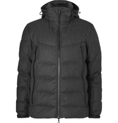 Officine Generale - Quilted Hooded Down Ski Jacket