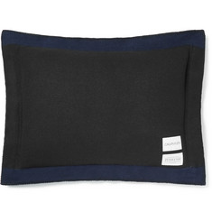 Calvin Klein Home + Pendleton Peter Virgin Wool and Cotton-Blend Pillow