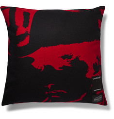 Calvin Klein Home + Andy Warhol Foundation + Pendleton Printed Virgin Wool and Cotton-Blend Pillow