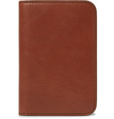 James Purdey & Sons - Leather Passport Cover