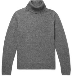 Sandro Wool, Yak and Cashmere-Blend Rollneck Sweater