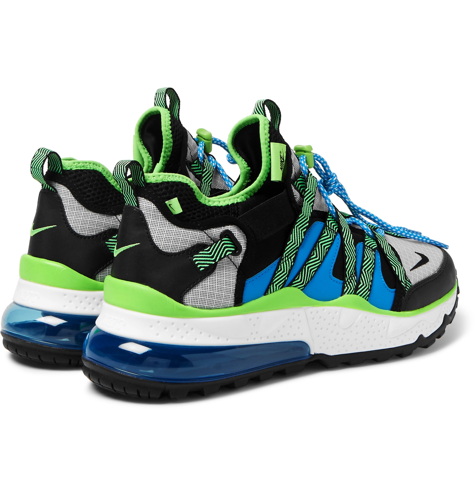 check out 7f501 cd399 NikeAir Max 270 Bowfin Mesh and Nylon Sneakers