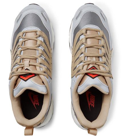 Nike - Air Terra Humara  18 Faux Leather and Mesh Sneakers 8187f898b