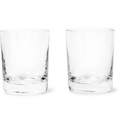 Kingsman + Higgs & Crick Statesman Set of Two Glasses