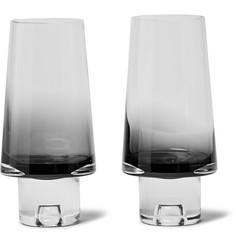 Tom Dixon - Tank Set of Two Dégradé High Ball Glasses