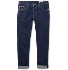 Brunello Cucinelli - Selvedge Denim Jeans