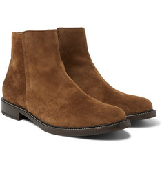 Brunello Cucinelli - Suede Chelsea Boots