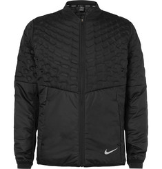 Nike Running - AeroLoft Perforated Quilted Shell Jacket