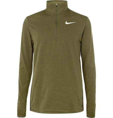 fb2e0bd7 Nike Running - Element Therma-Sphere Dri-FIT Half-Zip Top