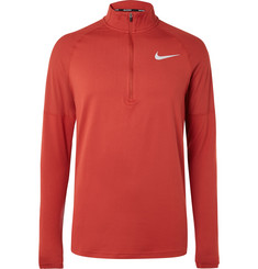 Nike Running Element Mélange Therma-Sphere Dri-FIT Half-Zip Top