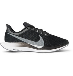 Nike Running - Air Zoom Pegasus Turbo Mesh Running Sneakers