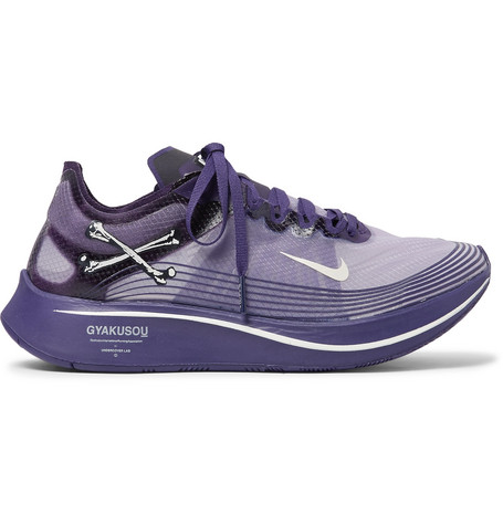 Nike + GYAKUSOU Zoom Fly SP Ripstop Sneakers