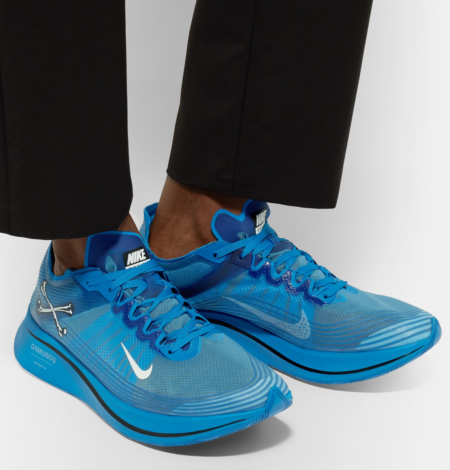 9e0290ccf979 Nike x Undercover - + GYAKUSOU Zoom Fly SP Ripstop Sneakers