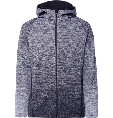 a057509a Nike Training - Mélange Therma Sphere Dri-FIT Zip-Up Hoodie