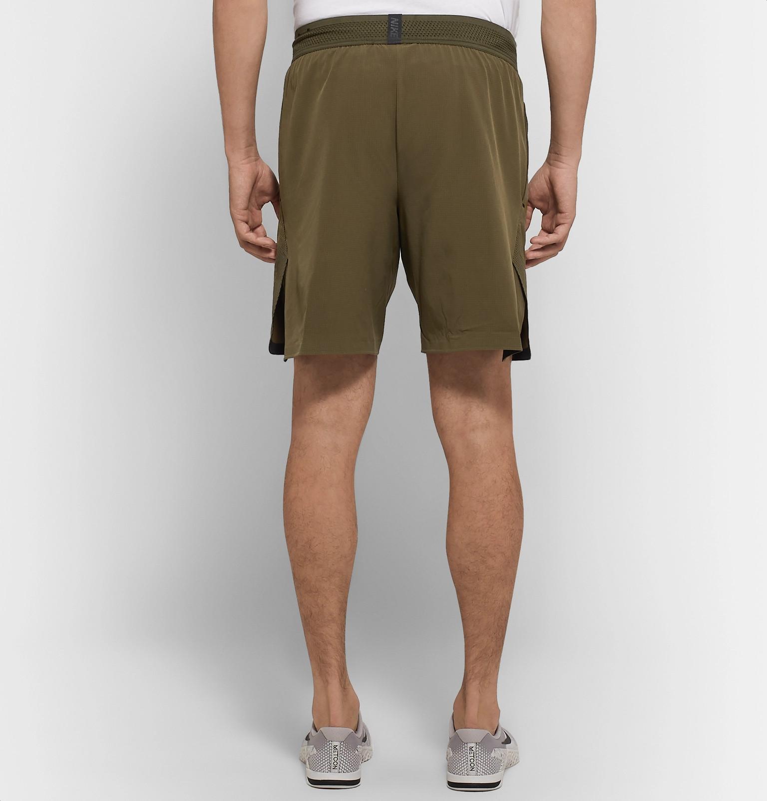 be826a846455 Nike Training - Flex-Repel 3.0 Ripstop Shorts